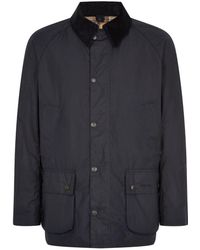 Barbour - Ashby Waxed Jacket - Lyst