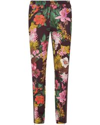 Moncler - Tropical Floral Trousers - Lyst