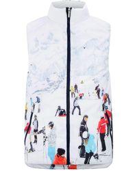 Vilebrequin - Reversible Ski Gilet - Lyst