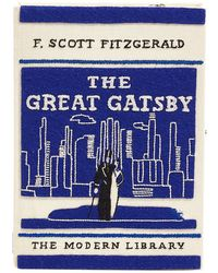 Olympia Le-Tan - The Great Gatsby Book Clutch Bag - Lyst
