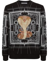 Givenchy - Cuban Cobra Sweatshirt - Lyst