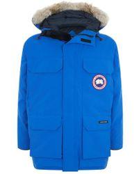 Canada Goose chilliwack parka sale shop - Canada Goose Jackets   Men's Outdoor & Bomber Jackets   Lyst