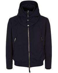 Giorgio Armani | Padded Jacket With Hood | Lyst
