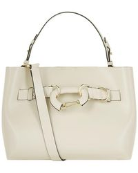 Reiss - Bleeker Small Shoulder Bag - Lyst