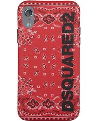 DSquared² - Pasley Iphone X Case - Lyst