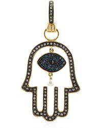 Annoushka - Mythology Hand Of Fatima Amulet - Lyst