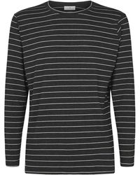 Homebody - Striped Lounge Top - Lyst