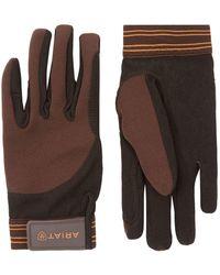 Ariat - Tek Grip Gloves - Lyst