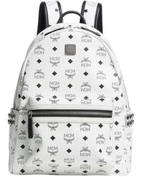 MCM - Small-medium Stark Backpack - Lyst