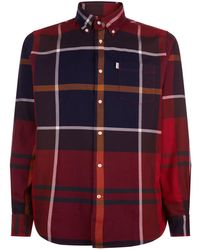 Barbour - Dunoon Check Shirt - Lyst