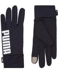 PUMA - Running Gloves - Lyst