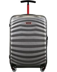 Samsonite - Lite-shock Spinner Case (55cm) - Lyst