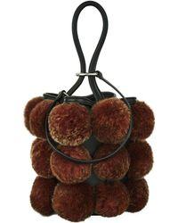 Alexander Wang - Leather Mini Roxy Bucket Bag - Lyst