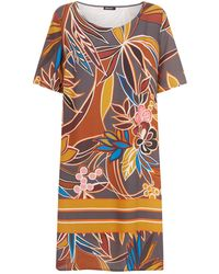 Elena Miro - Printed Dress - Lyst