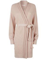 Skin - Fiona Wrap Knit Robe - Lyst