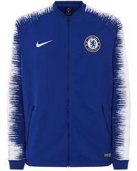 Nike - Chelsea Anthem Jacket - Lyst