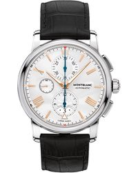 Montblanc - 4810 Chronograph Automatic Watch - Lyst