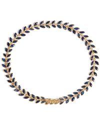 Annoushka - Sapphire Vine Bracelet - Lyst