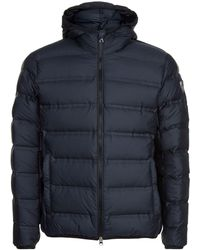 Armani - Padded Down Jacket - Lyst