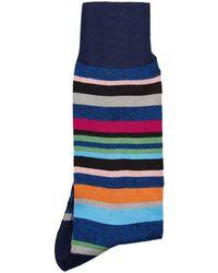 Paul Smith - Striped Socks - Lyst