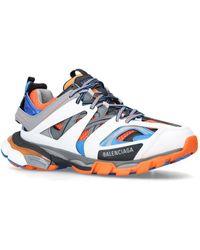 Balenciaga - Multicoloured Track Trainers - Lyst