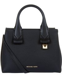 MICHAEL Michael Kors - Small Rollins Top Handle Bag - Lyst