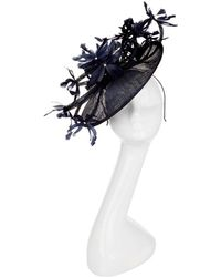 Peter Bettley - Feather Flowers Fascinator Hat - Lyst