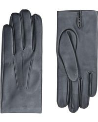 Harrods - Cashmere-lined Leather Gloves - Lyst
