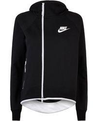 Nike - Tech Fleece Cape - Lyst