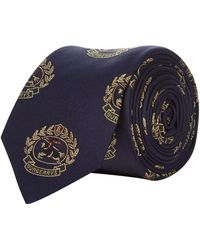 Burberry - Archive Crest Tie - Lyst