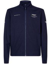 Hackett - Aston Martin Zip Jacket - Lyst