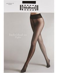 Wolford - Individual 20 Tights - Lyst