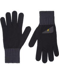 Fendi - Monster Eye Gloves - Lyst