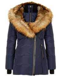 Mackage - Akiva Fur-lined Jacket - Lyst