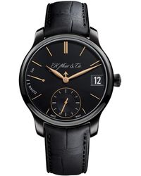 H. Moser & Cie - Endeavour Perpetual Calendar Watch 40.8mm - Lyst
