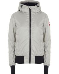 Canada Goose - Dore Hooded Bomber Jacket - Lyst
