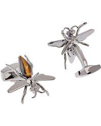 Harrods - Wasp Cufflinks - Lyst
