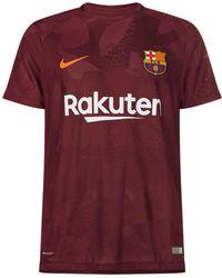 Nike - Barcelona Fc Vapor Match Football Shirt - Lyst