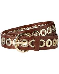 Sandro - Leather Loop Belt - Lyst