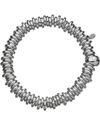 Links of London - Sweetie Charm Bracelet, Silver - Lyst