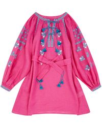 MARCH11 - Royal Grace Mini Dress - Lyst
