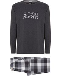 BOSS - Lounge Set - Lyst