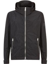 Burberry - Packaway Hooded Jacket - Lyst