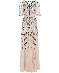 Temperley London - Pardus Embroidered Gown - Lyst