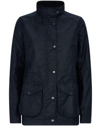 Barbour - Fleetwood Waxed Jacket - Lyst