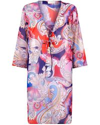 Gottex - Paisley Floral Tunic - Lyst
