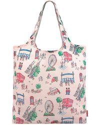 Cath Kidston - London Shopper Bag - Lyst