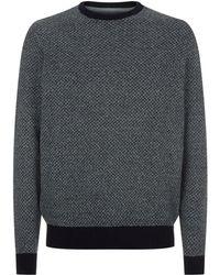 Barbour - Calvay Crew Neck Sweater - Lyst