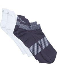 adidas By Stella McCartney - No-show Socks (pack Of 2) - Lyst