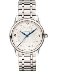 Montblanc - Bohme Date Automatic Watch - Lyst